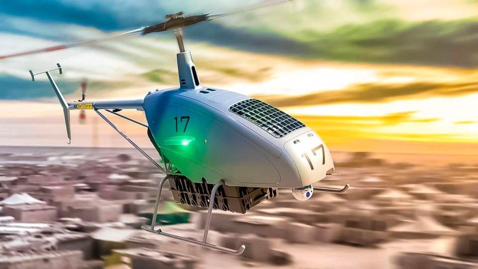 Technologies sans pilote